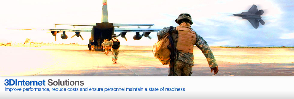 Improve performance, reduce costs and ensure personnel maintain a state of readiness.